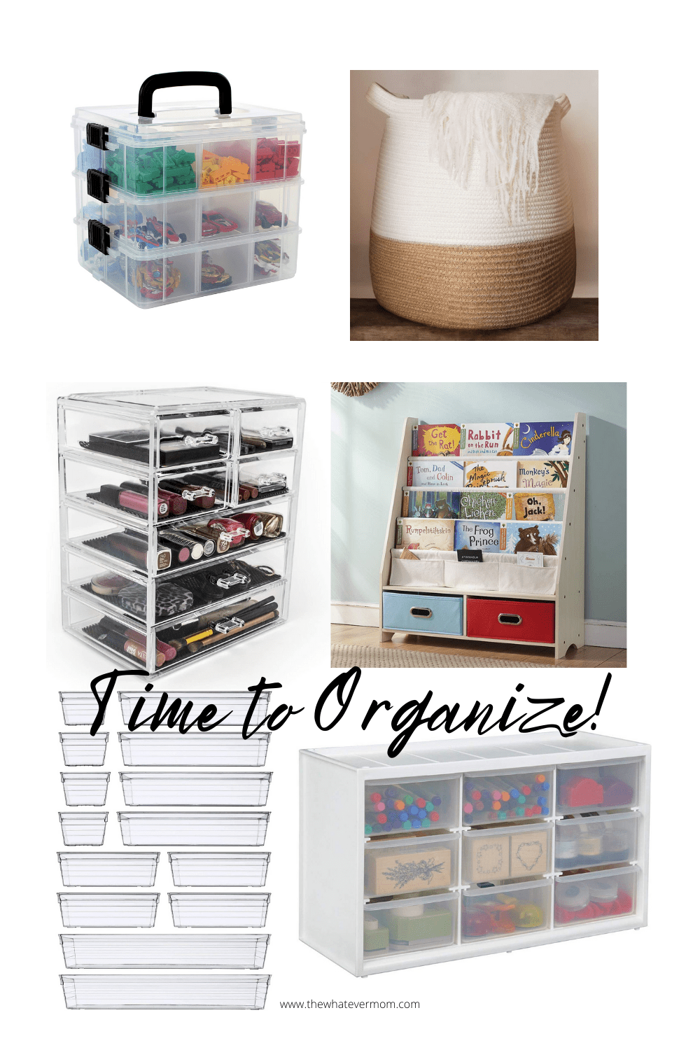 Time to Organize!