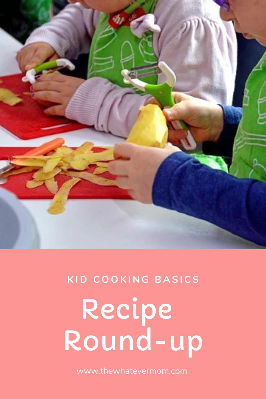 kid cooking basics